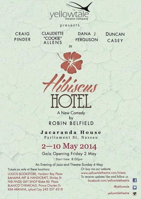 Hibiscus Hotel poster